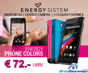 Smartphone Energy Phone Colors