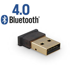 adaptateur usb bluetooth 4 0 dongle nano. Black Bedroom Furniture Sets. Home Design Ideas