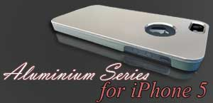 Aluminium Series iPhone 5